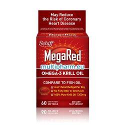 MegaRed / МегаРед Омега 3 масло от антарктически крил 300mg 60капс