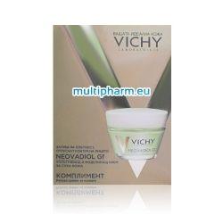 Vichy Neovadiol GF Promo / Уплътняващ и моделиращ крем за суха кожа + Подарък почистващо мляко 3 в 1 и термална вода