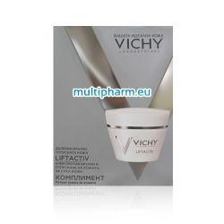 Vichy Liftactiv Promo / Крем против бръчки и отпускане на кожата за суха кожа + Подарък почистващо мляко 3 в 1 и термална вода