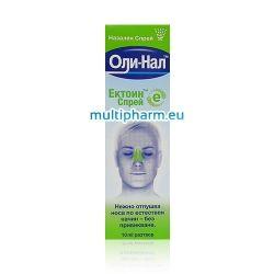 Oly-nal / Оли-Нал Ектоин Спрей за нежно отпушване на носа – без привикване 10ml