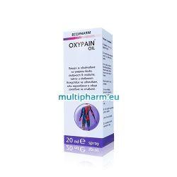 Промоция: Oxypain oil / Оксипейн масажно масло при болка и скованост в ставите 20ml 2бр с отстъпка