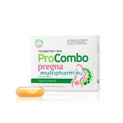 ProCombo Pregna / ПроКомбо Прегна Хранителна добавка за бременни 30капс