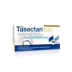 Tasectan DUO / Тазектан ДУО при стомашно-чревни нарушения 12 сашета