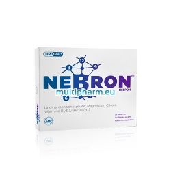 Nebron / Неброн за подкрепа на нервната система 30табл