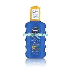 Nivea Sun Kids / Нивеа Сън Цветен детски слънцезащитен спрей 200ml SPF50+