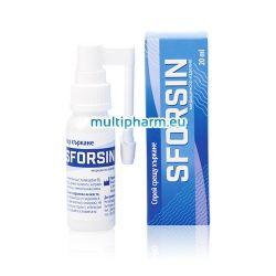 Sforsin / Сфорсин спрей за намаляне на хъркането 20мл