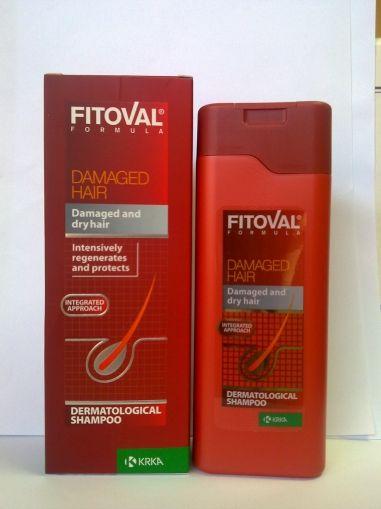 Fitoval / Фитовал Шампоан за суха и изтощена коса 200мл.