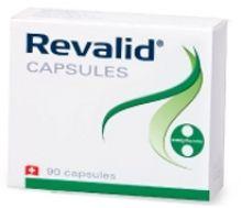 Revalid / Ревалид При косопад и за здрави нокти 90капс.