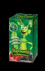 Марсианци с пребиотици вкус горски плодове 80табл.