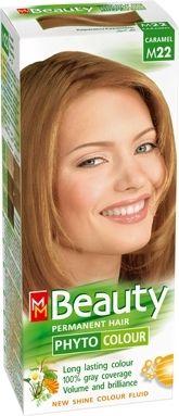 MM Beauty Phyto Colour / ММ Бюти фито боя за коса M22 карамел