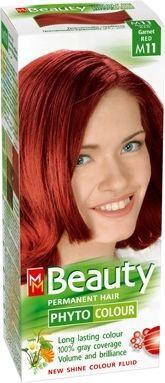 MM Beauty Phyto Colour / ММ Бюти фито боя за коса М11 гранатово червен
