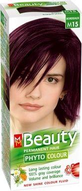 MM Beauty Phyto Colour / ММ Бюти фито боя за коса М15 бордо
