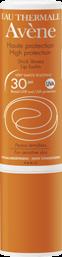 Avene / Авен слънцезащитен стик за устни SPF30