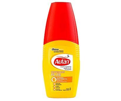 Autan Protection Plus Lotion / Аутан Протекшън Плюс Лосион за тяло против насекоми 100мл.