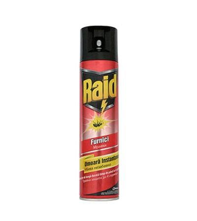 Raid / Райд аерозол срещу пълзящи насекоми 400мл.