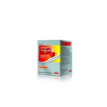 Fitolor Hot / Фитолор Хот гореща напитка за имунитет 10саш.