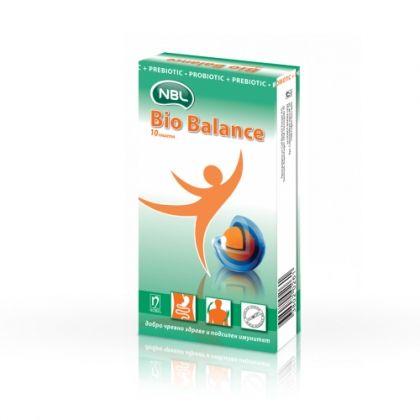 Bio Balance / Био Баланс пробиотик + пребиотик 10сашета