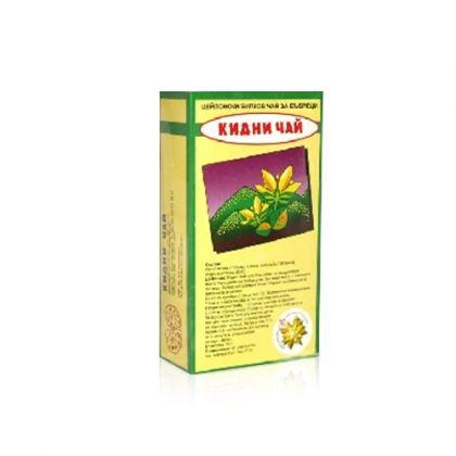 Kidney Tea / Чай Кидни за укрепване на бъбреците и пикочните пътища 50гр.
