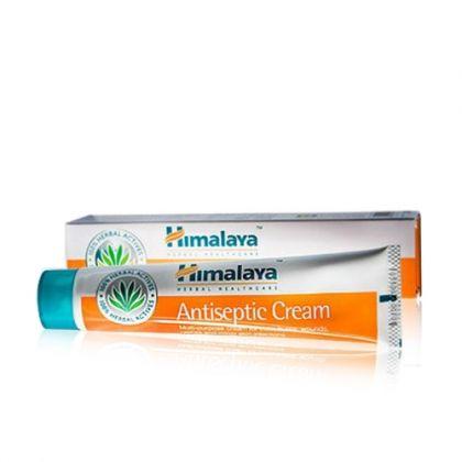 Himalaya Antiseptic / Антисептичен крем за успокояване на кожата при леки изгаряния 25г