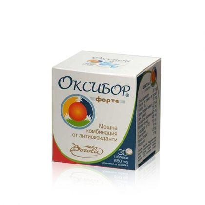 Oxybor Forte / Оксибор Форте Мощен антиоксидант 30капс.