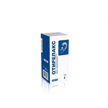 Otirelax / Отирелакс капки при болки и възпаление в ушите 15мл