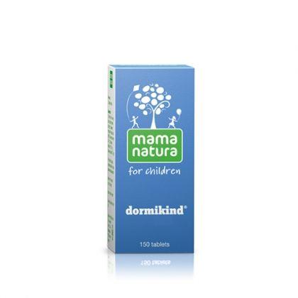 Dormikind / Дормикинд При безсъние и безпокойство при кърмачета и деца 150табл