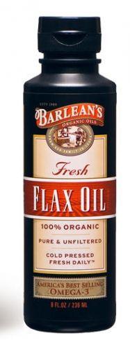 Barlean's / Ленено масло течно 236мл.