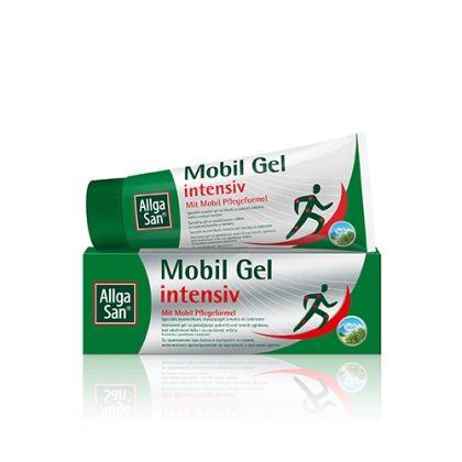 Allga San Mobil Gel intensiv / Алгасан мобил гел интензив при болки в мускулите и ставите 100мл