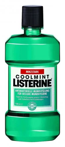 Listerine Coolmint / Листерин Вода за уста 500мл.