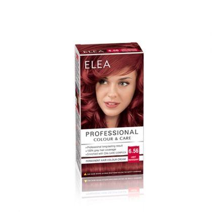 ELEA Professional Colour & Care / Елеа боя за коса № 6.56 Светъл махагон