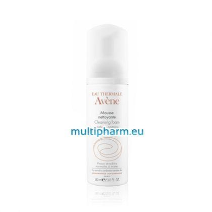Avene / Почистваща матираща  пяна за лице 150ml