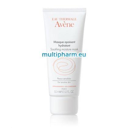 Avene / Успокояваща хидратираща маска за лице 50мл
