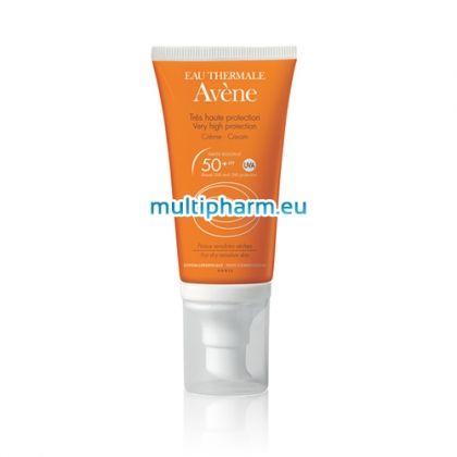 Avene / Авен слънцезащитен крем 50мл SPF 50+