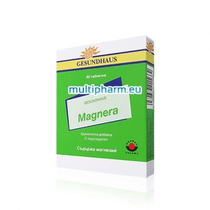Magnera / Магнера за подкрепа на мускулната и нервната системи 60табл