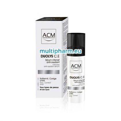 Duolys C.E / Дуолис C.E Интензивен антиоксидантен серум за подмладяване на кожата 15ml