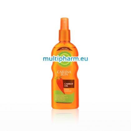 Cabana Sun /  Кабана Каротеново спрей-олио за плаж 200ml