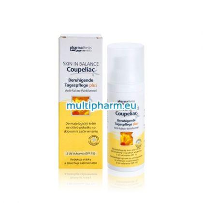 Coupeliac / Купелиак Успокояваща дневна грижа за чувствителна и склонна към зачервяване кожа 50ml