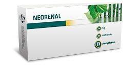 Neorenal / Неоренал Бъбреци, отделителна система, подагра 30табл.