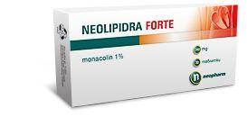 Neolipidra / Неолипидра Форте За сърце 30табл.
