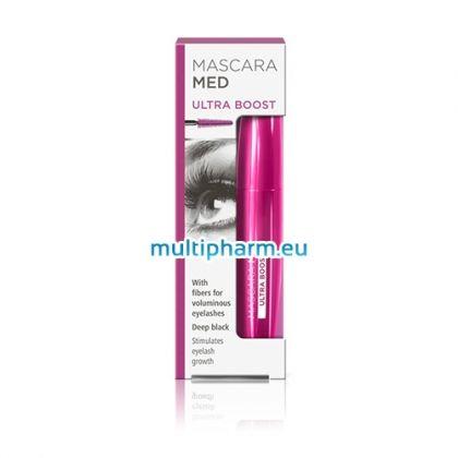 Mascara Med Ultra Boost / Маскара Мед спирала за плътност, обем и растеж