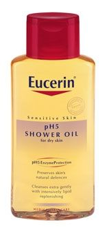 Eucerin pH5 / Юсерин Душ олио за суха и чувствителна кожа 200мл.