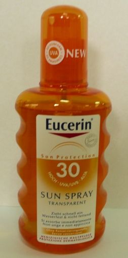 Eucerin / Юсерин Слънцезащитен спрей SPF30 200мл.