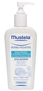 Mustela Stelatopia / Мустела Почистващ крем 200мл.