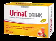 Urinal Drink / Уринал Дринк За пикочните пътища 12 сашета