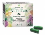 N-Ti-Tuss / Ен-Ти-Тус При различни видове кашлица 20капс.