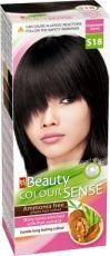 MM Beauty Colour Sense / ММ Бюти фито боя за коса без амоняк S18 среднощно черно