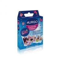 Urgo /  Пластири за деца с картинки 14 пластира