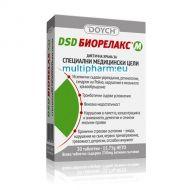 Doych / DSD Биорелакс М при дементни и сенилни мозъчни прояви и нарушения в паметта и концентрацията 30табл