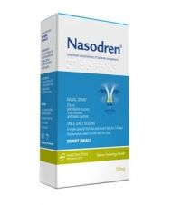 Nasodren / Назодрен Спрей При тежка хрема и синузит