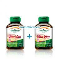 Промо пакет: Jamieson / Джеймисън Вита-вим Витамини за жени 60капс 2бр